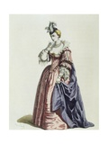 Isabella in 1600 Giclee Print by Maurice Sand
