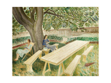 Two Women Sitting in a Garden, 1933 Giclee Print by Eric Ravilious