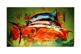 Catch of the Day (Barbados) Photographic Print by Andrew Hewkin