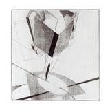 Proun 5 A, 1919 Giclee-trykk av El Lissitzky