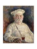 Chef; Le Cuisinier Giclee Print by Henri Lebasque