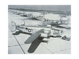 The 6,000th B24 Liberator Bomber Giclee Print