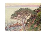 Sunset, 1916 Gicléetryck av Theo van Rysselberghe