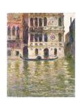 The Palazzo Dario, 1908 Giclee Print by Claude Monet
