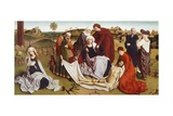 Lamentation, 1455-1460 ジクレープリント : ペトルス・クリストゥス