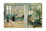 In the Room, 1890S Reproduction procédé giclée par Edouard Vuillard