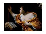The Penitent Magdalene Giclée-Druck von Simon Vouet