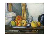 Still Life with Open Drawer, C.1879-1882 Lámina giclée por Paul Cézanne