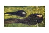 Ondine Giclée-Druck von Gustav Klimt