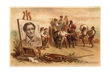 The Harvesters by Louis Leopold Robert Giclee Print by Louis Leopold Robert