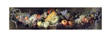 Feast of Fruits and Flowers Giclee Print by Abraham Brueghel