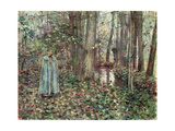November, 1892 Giclee Print by Theodore Robinson