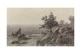 On the Beverly Coast, Massachusetts, 1874 Giclee Print by John Frederick Kensett