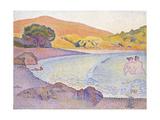 Bathers, C.1892-95 Giclee Print by Henri Edmond Cross