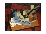 The Casserole, 1919 Giclee-trykk av Juan Gris