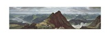 View of Loch Lomond Giclee Print by John Knox