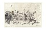 La mort de Socrate Reproduction procédé giclée par Jacques-Louis David