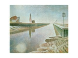 Rye Harbour, 1938 Giclee Print by Eric Ravilious