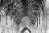 Vaulted Roof, St. Agnes Church, Cawston Photographic Print by Frederick Henry Evans