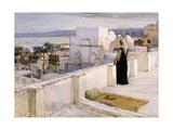Algiers, 1886 Gicléedruk van Frederick Arthur Bridgman