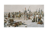 Bonaparte in Egypt Giclee Print by Jean-Baptiste Edouard Detaille