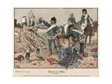 Raid on Gotha Giclee Print by Richard Knoetel