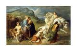 Europa Giclee Print by Johann Paul Adolf Kiessling