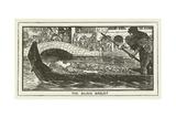 The Black Barget Lámina giclée por Henry Justice Ford