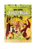 The Jungle Book - Jumpin' Plakat