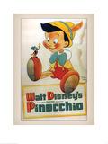 Pinocchio - Conscience Prints