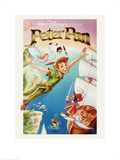 Peter Pan - Flying Posters