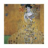 Portrait of Adele Bloch-Bauer I, 1907 Giclée-Druck von Gustav Klimt