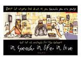 In Speech, In Life, In Love Posters