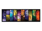 Le système solaire Affiches