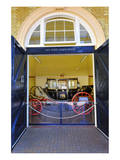 Carriage at the Royal Mews, Buckingham Palace, London, South of England Posters
