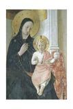 Madonna of Shadows Reproduction procédé giclée par Giovanni Da Fiesole