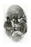 Emargement - Illustration from Napoléon Le Petit, 19th Century Giclee Print by Edmond Morin