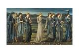 The Wedding of Psyche, 1895 Reproduction procédé giclée par Edward Burne-Jones