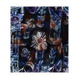 Still-Life with Thistle; Stilleben Mit Der Distelblute, 1919 Giclée-Druck von Paul Klee