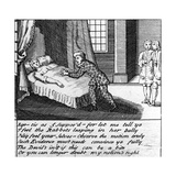 The Doctor in Labour, or the New Whim Wham from Guildford, Circa 1726 Giclee Print by Haynes King