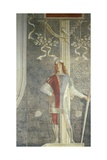 Senator Augustine Onigo's Tombstone Giclee Print by Lorenzo Lotto