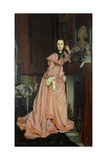 Portrait of the Marquise De Miramon, Nee Therese Feuillant Giclee Print by James Tissot