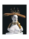 Retrospective Bust of Woman, 1933 Giclée-Druck von Salvador Dalí