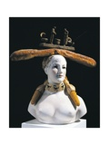 Retrospective Bust of Woman, 1933 Lámina giclée por Salvador Dalí
