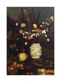 Still Life of Flowers and Plants Giclée-vedos tekijänä  Caravaggio