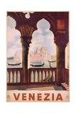 Poster of Venezia, 1938 Giclee Print