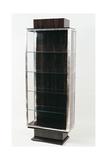 Art Deco Style Display Cabinet Gicléetryck av Jacques-emile Ruhlmann