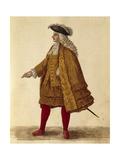 Knight Robe Giclée-Druck von Jan van Grevenbroeck