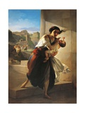 The Massacre of the Innocents, 1852 Giclee Print by Antonio Puccinelli