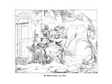 The Burgomaster of Cologne Giclee Print by Alfred Rethel